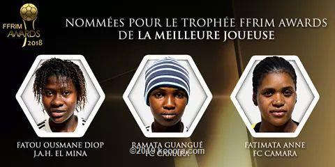 """استحداث جائزة أفضل """"لاعبة"""" موريتانية"""