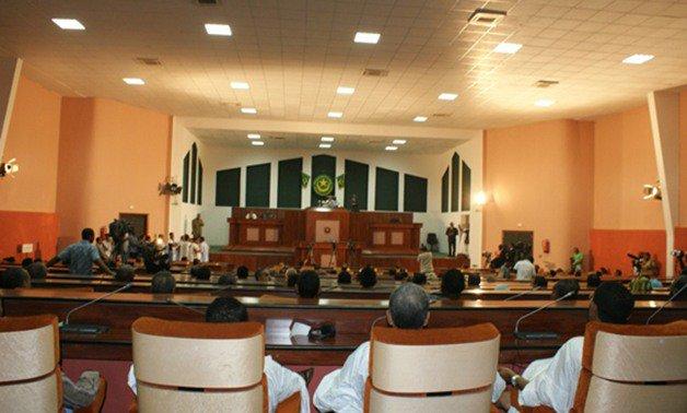 الجمعية الوطنية في موريتانيا