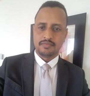 الكاتب الصحفي مولاي ابحيده