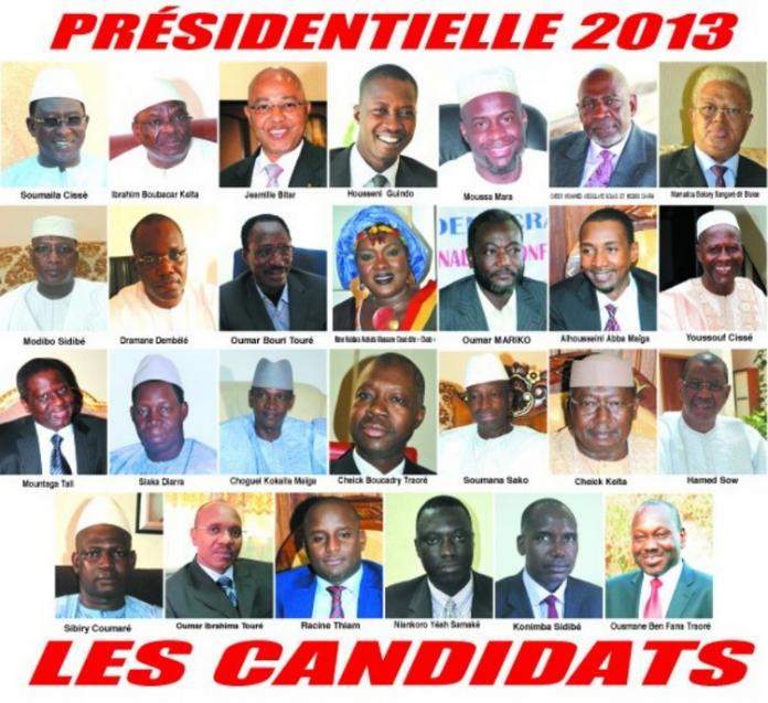 نتيجة بحث الصور عن انتخابات مالي 2018