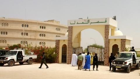 قصر العدل في نواكشوط - (المصدر: الإنترنت)
