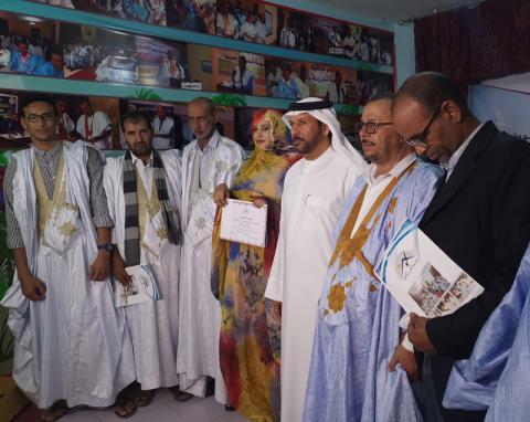 اختتام فعاليات مهرجان انواكشوط للشعر (المصدر: انترنت)
