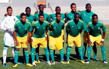 منتخب موريتانيا الشباب