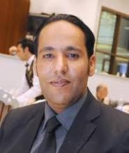 الكاتب عبد الله ولد سيديا