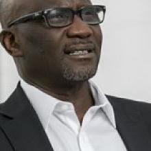 لوغورمو عبدول نائب رئيس حزب اتحاد قوى التقدم