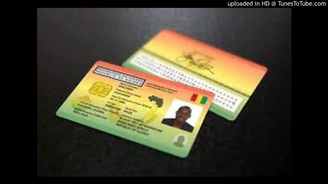 Le décret instituant une nouvelle carte nationale d'identité adopté