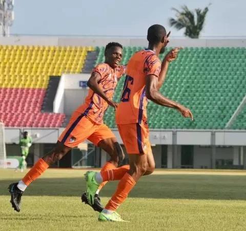 Le Club FC Nouadhibou qualifié pour le 2e tour de la LCA