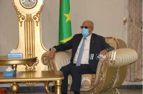 Ghazouani: Je ne nomme pas quelqu'un parce qu'il est le fils d'un ex président