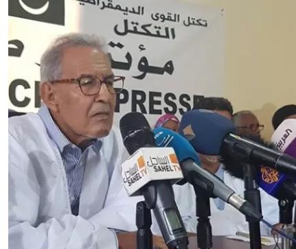 Le RFD dénonce l'agression des palestiniens et le silence arabe et international