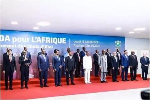 15 Etats africains demandent 100 milliards à la Banque mondiale