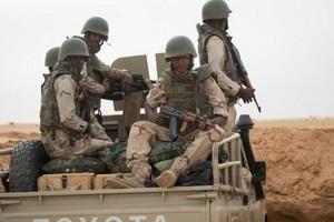 Saisie d'armes par la Force conjointe du G5 Sahel en territoire tchadien