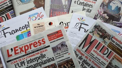 La Mauritanie dans la presse francophone régionale et internationale