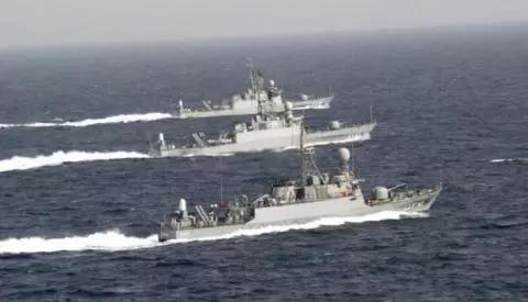 Participation mauritanienne à des manœuvres navales méditerranéennes