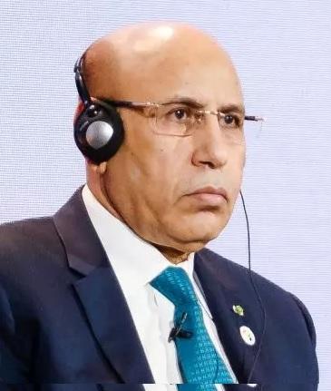Ghazouani à Paris à un sommet sur fonds d'appui à l'économie africaine