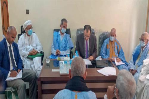 Création d'une nouvelle union de la littérature populaire en Mauritanie