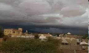 Pluies moyennes à faibles sur les deux Hodhs et le Guidimakha...hauteurs