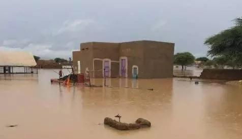Pluies : Unefillette blessée à Ghabou et 46 maisons détruites au Trarza