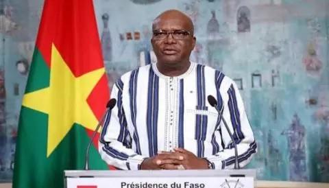 Roch Kaboré appelle la communauté internationale à soutenir le G5 Sahel