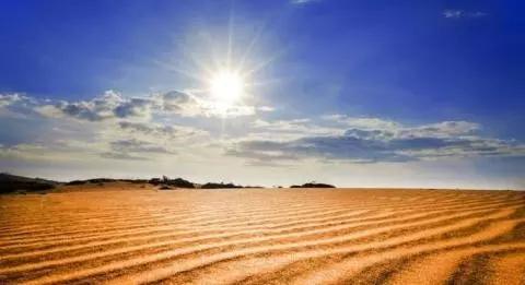 Prévision de températures élevées au niveau de plusieurs zones du pays