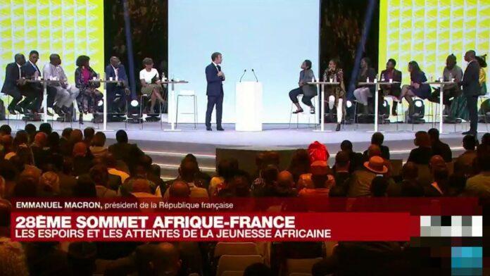 Tenue d'un Sommet Afrique-France inédit sans chef d'État africain