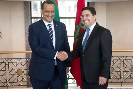 Mauritanie-Maroc : Echanges téléphoniques entre les Chefs de diplomatie