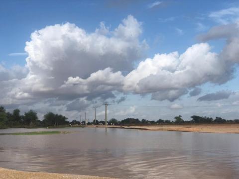 Des pluies fortes à moyennes sur 5 wilayas du pays ...Hauteurs