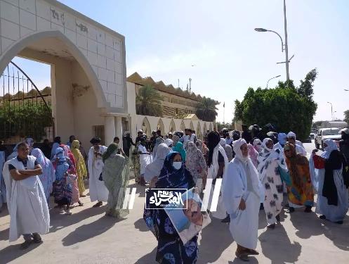 Nouakchott: Mesures draconiennes autour du palais de justice…photos