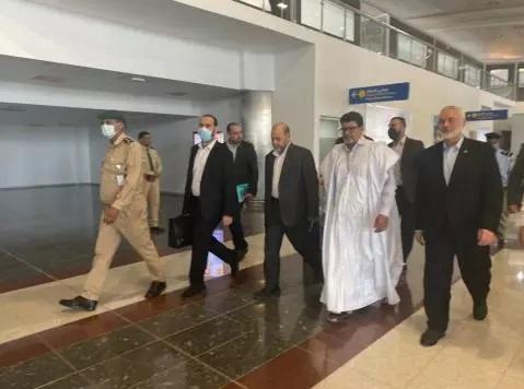La délégation du Hamas a quitté la capitale Nouakchott (photos)