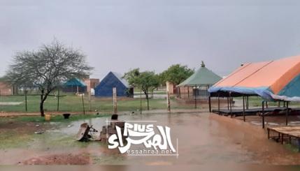 Des pluies enregistrées dans l'Assaba et le Guidimagha  ...hauteurs