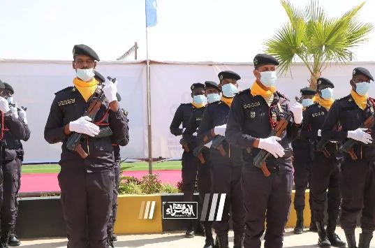 """Le système de sécurité et de surveillance de Nouakchott  lancé ...""""Photos"""""""
