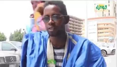 Souleymane : l'istoire de défi et de lutte d'un vendeur ambulant  (Vidéo)