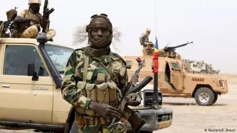 Tchad : l'armée affirme avoir neutralisé des dizaines de rebelles