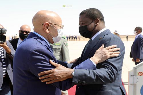 Appel mauritano-togolais de la communauté mondiale à appuyer le G5 Sahel