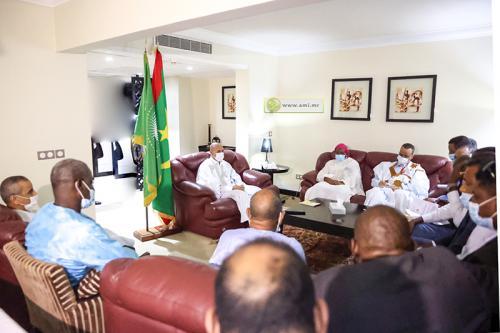 Les principaux sujets abordés par le président avec la colonie au Congo