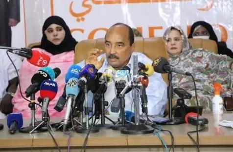 O. Abdel Aziz réitère ses propos indexant les députés de corruption