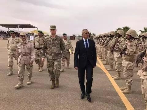 Ministre de la Défense: L'EMIA hissée en Académie militaire Interarmes