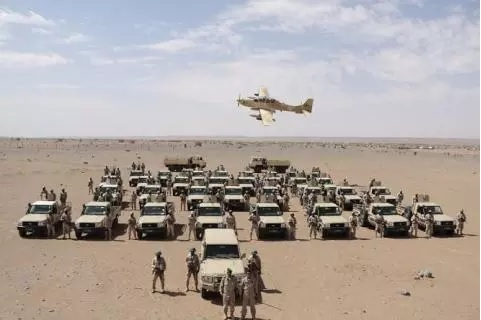 L'armée prépare des manœuvres militaires navales et aériennes