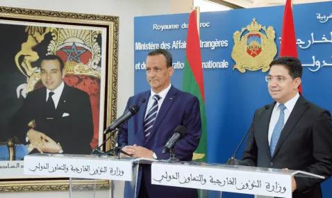 La Mauritanie aspire à des relations plus développées avec le Maroc