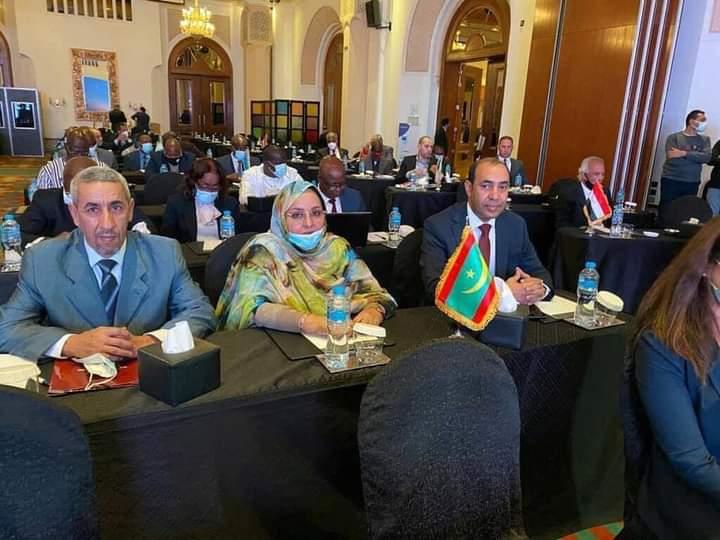 """La Mauritanie remporte 2 sièges aux élections de l'Union Cycliste Africaine """"UCI"""""""