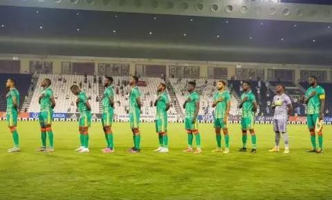 Coupe Arabe FIFA: la Mauritanie se qualifie et rejoint la Tunisie!