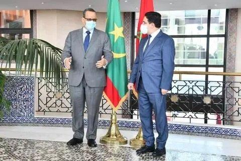 Les contacts entre Rabat et Nouakchott se poursuivent, dit Nasser Bourita