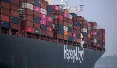Mise en garde contre la présence du géant maritime Hapag Lloyd au port