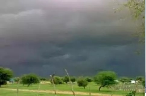 Prévision d'activités orageuses sur diverses zones du territoire national
