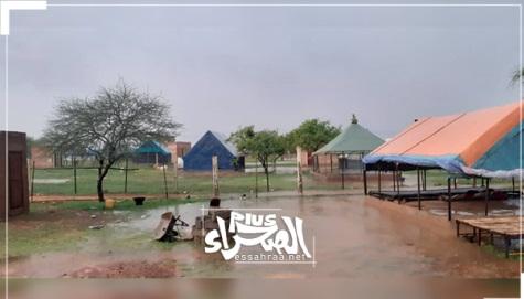 Des légères pluies enregistrées au niveau des deux Hodhs et du Gorgol