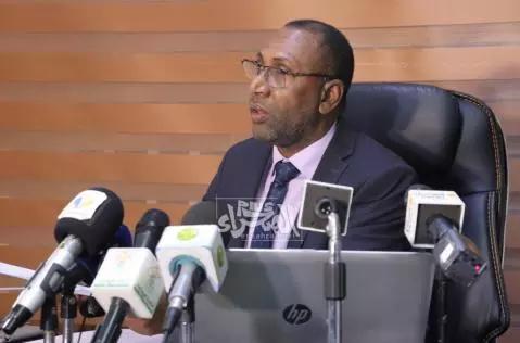 O. Zahaf: La wilaya du Guidimakha vit une troisième vague du coronavirus