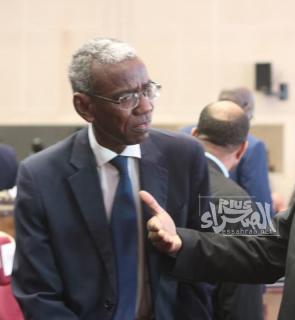 وزير الوظيفة العمومية الدكتور كمرا سالوم (ارشيف - الصحراء)