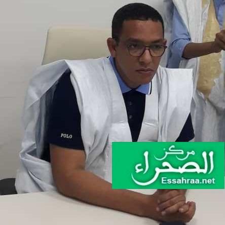 وزير البترول والطاقة والمعادن محمد ولد عبد الفتاح (المصدر: إرشيف الصحراء)
