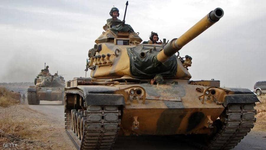 احتلت تركيا مناطق في شمالي سوريا بقوة السلاح - أرشيف