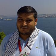 أيمن تيسير دلول            كاتب وإعلامي فلسطيني