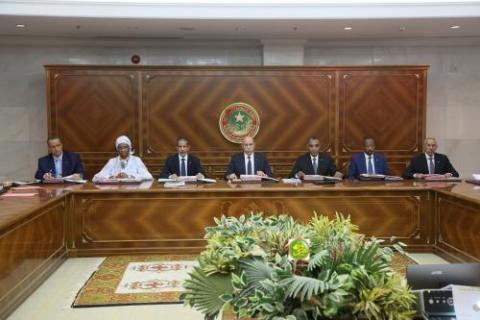 اجتماع مجلس الوزراء - (المصدر:انترنت)